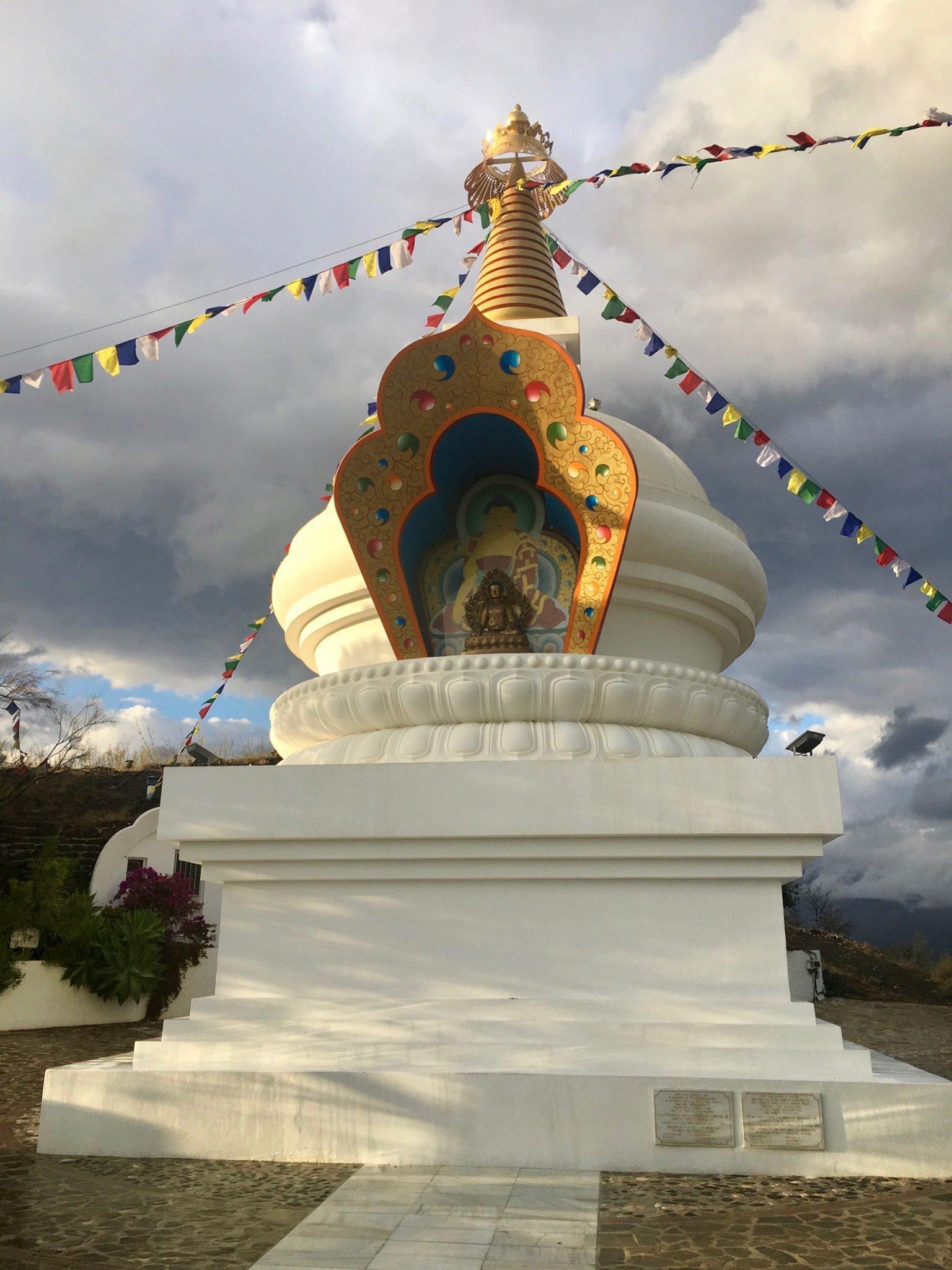 Dhanyakataka Stupa