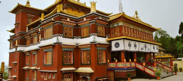 Bokar Monastery, Mirik, India