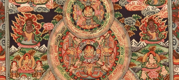 Different types of Mandalas