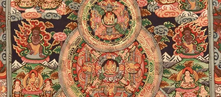 Buddha Mandala