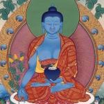 buy online Medicine Buddha Thangka