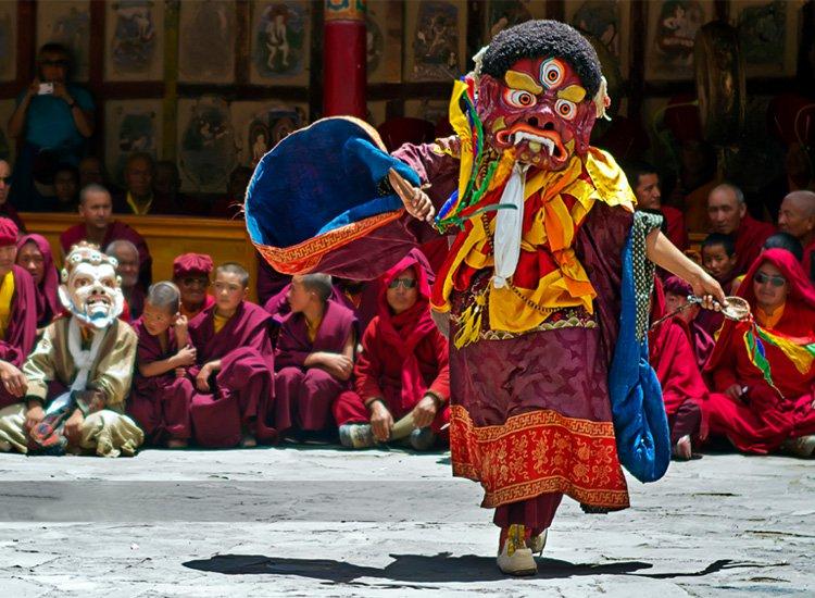 Samye Cham Dance Festival