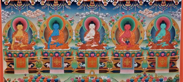 Five Tathagatas