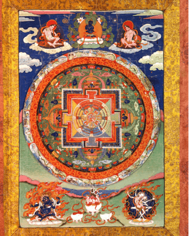 Sacred Arts of Tibet Art from the Roof of the World