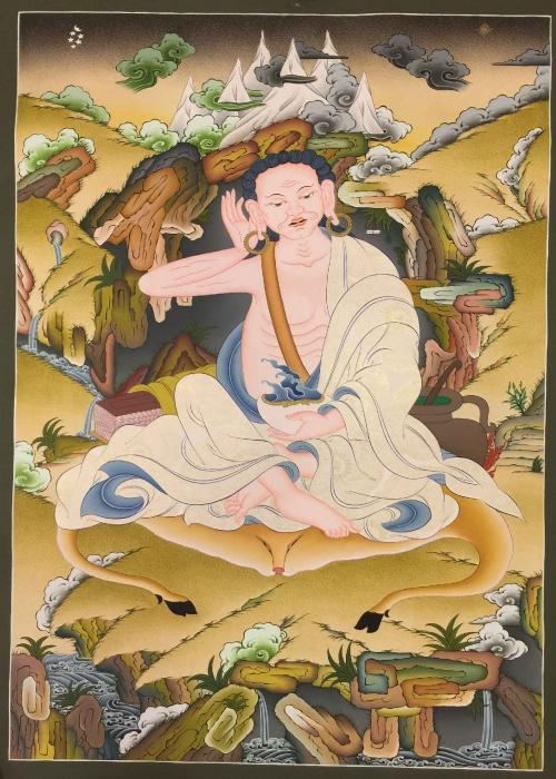 milarepa-Thangka-Painting