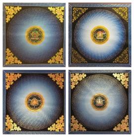 Mantra-Mandalas-with-deities-Combo