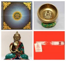 Amitabha Buddha Meditation Pack