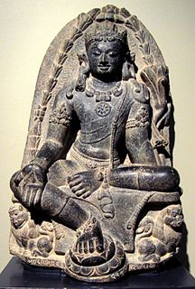 manjushri is a bodhisattva associated with prajna in Mahayana Buddhism. In Tibetan Buddhism, he is also a yidam.
