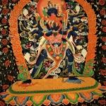 Chakrasamvara Thangka Painting