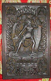 Dakani is female spirits, witches, and deities.