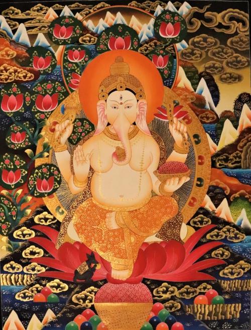 Ganesha Paubha