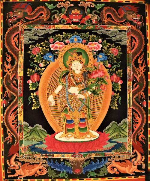 Padmapani Paubha