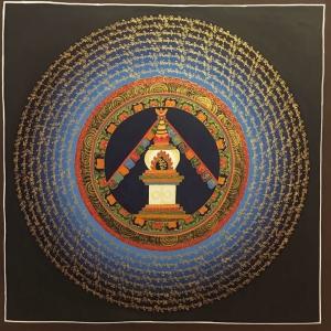 Stupa Mandala