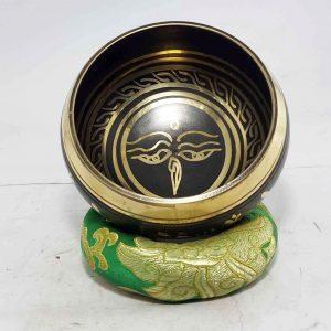 Buddha Eye Design Singing Bowl