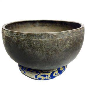 Antique Singingbowl Jambati