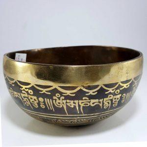 Therapeutic singing bowl D Sacral Chakra