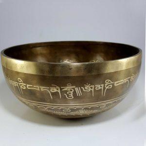 Therapeutic singing bowl C Root Chakra