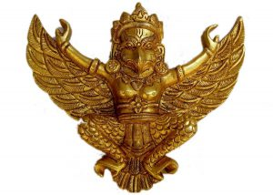 Garudha Statue