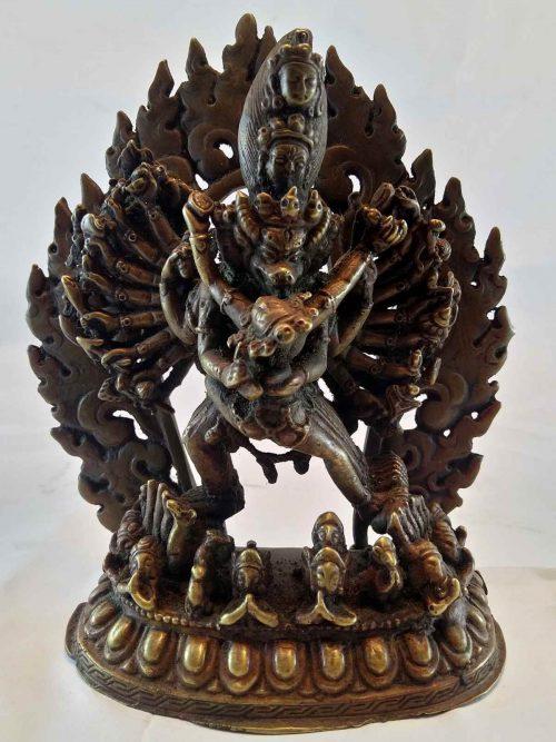 Yamantaka Statue