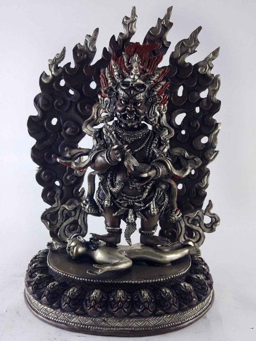 Mahakala Statue Copper