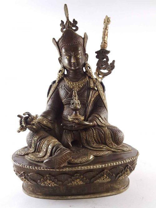 Padmasambhava Statue Copper