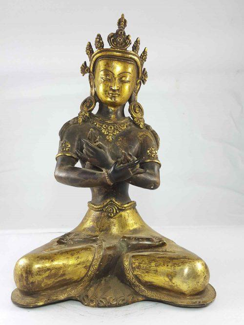 Vajradhara Statue Newari Style