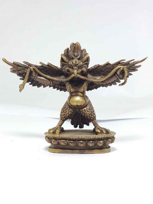 Small statue of Garudha