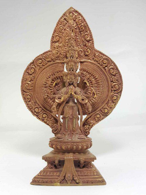 Sahasrabhuja Avalokitesvara Statue