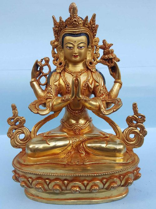 Chenrezig Handmade Statue
