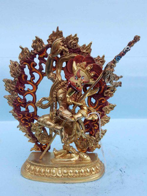 Singhamukha Jogini Handmade Statue