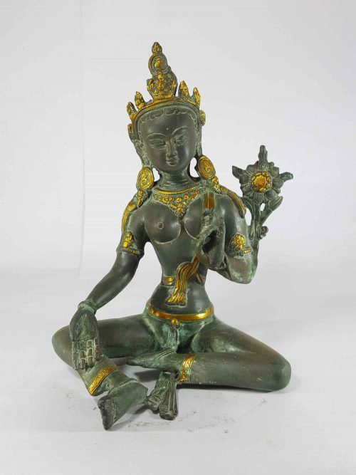 Arya Tara Statue Sand Casting