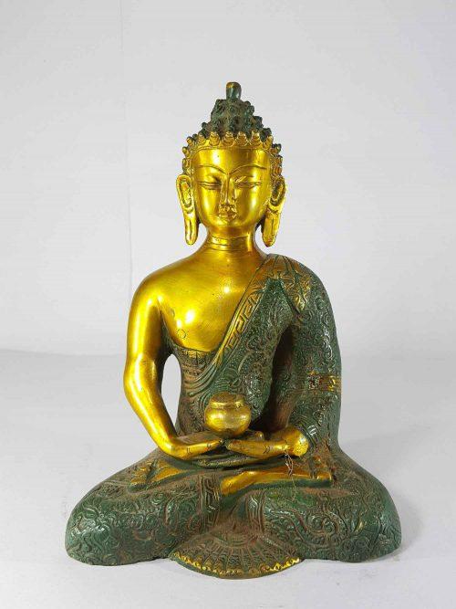 Amitabha Buddha Statue Sand Casting