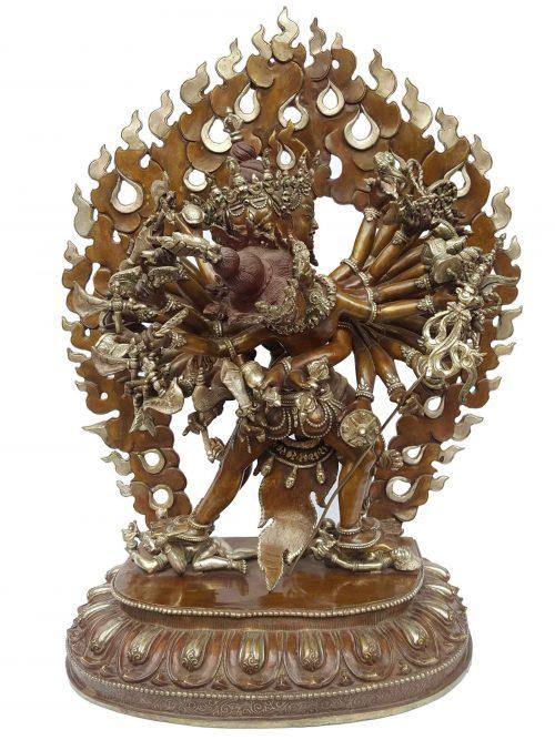 Kalachakra Statue