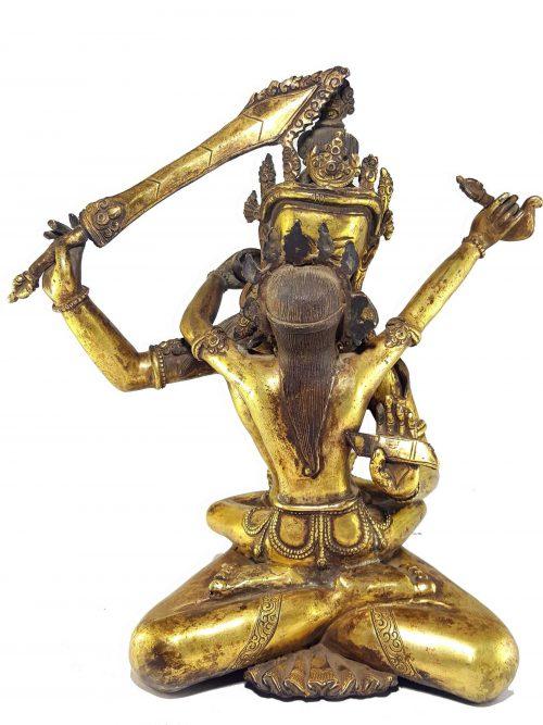 Manjushree Shakti Statue
