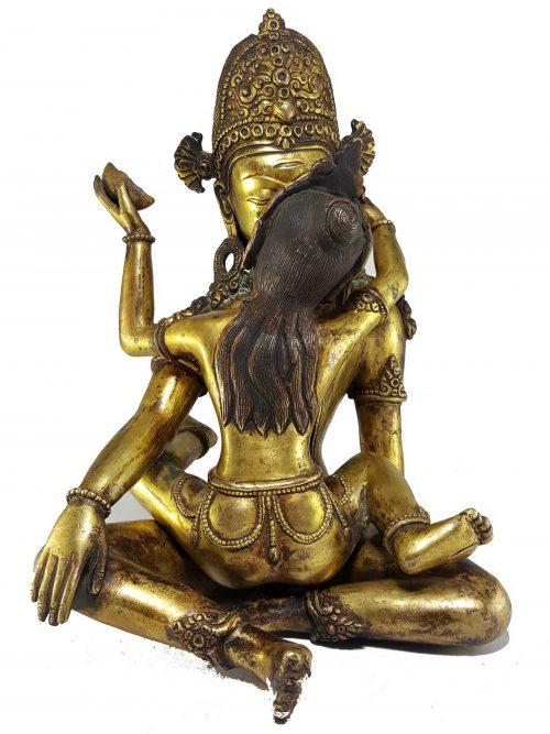 Indra Shakti Statue