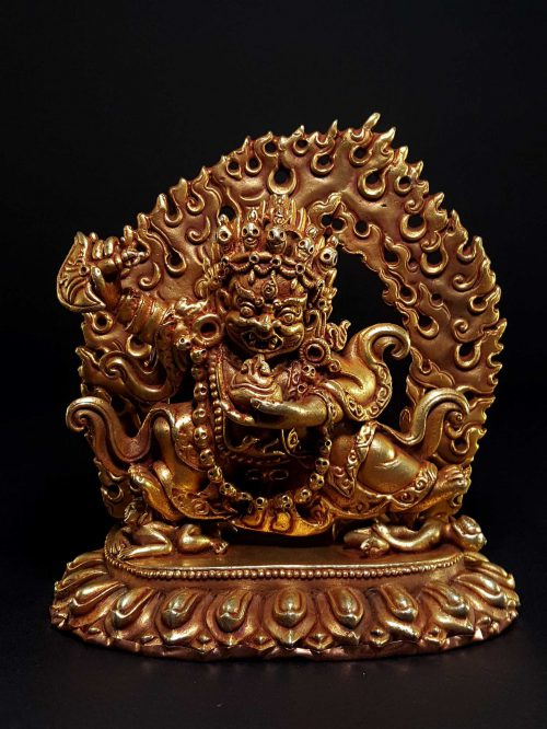 Statue of Mahakala