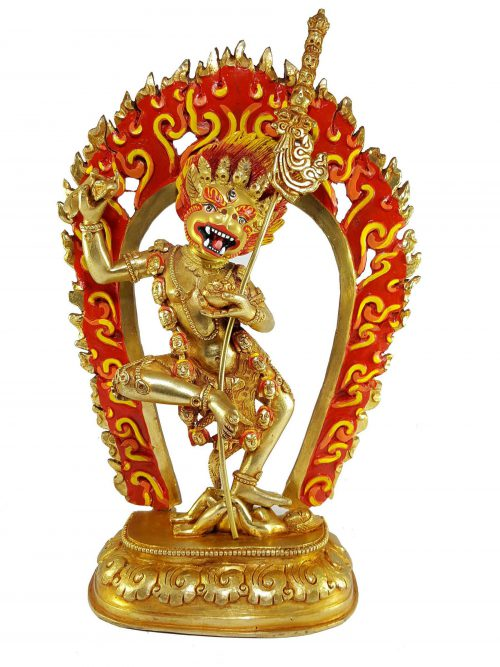 Statue of Singa Mukha Yogini