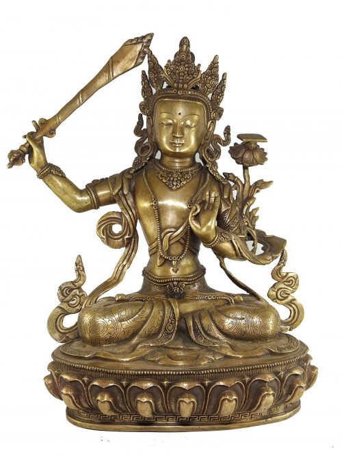 Original Statue of Manjushree
