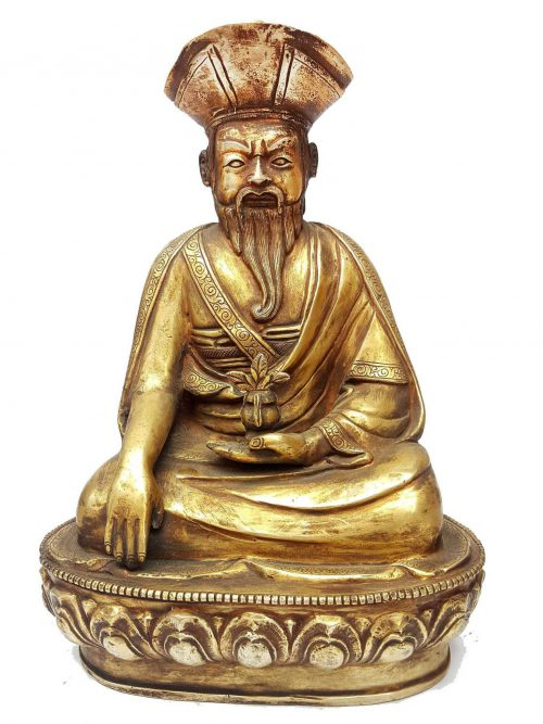 Statue of The 4th Zhabdrung Rinpoche