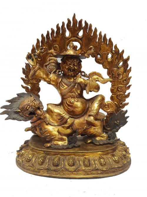 Statue of Dorje Legpa
