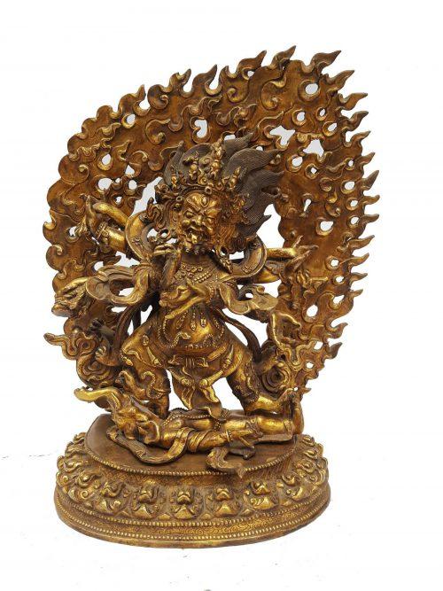 Mahakala Statues
