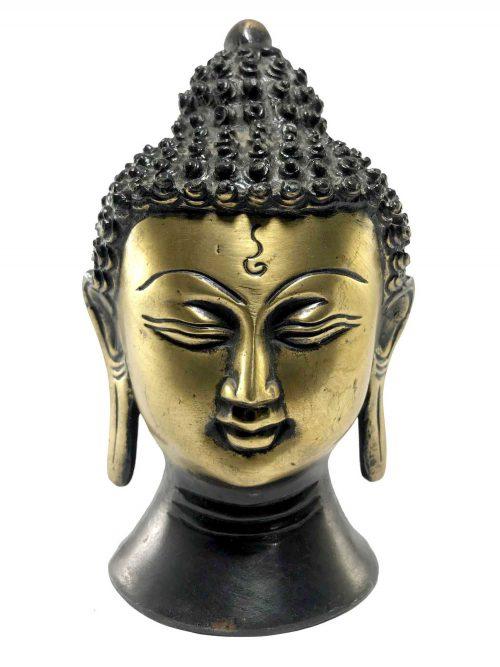 Statue of Buddha Head
