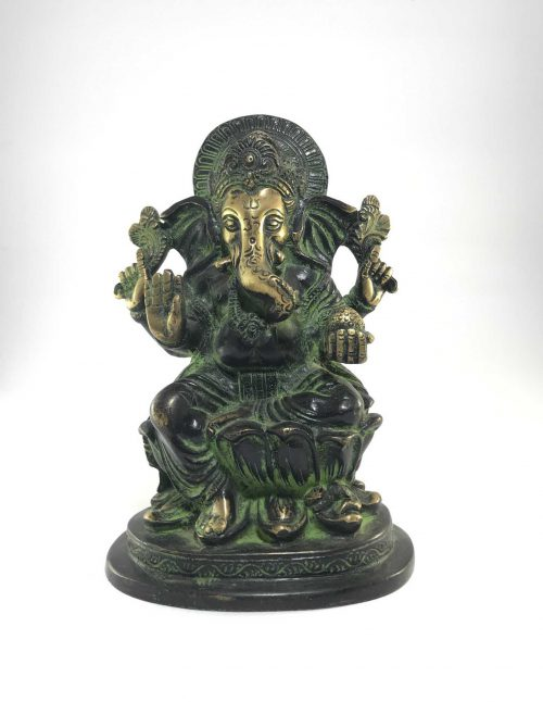Statue of Sitting Ganesh