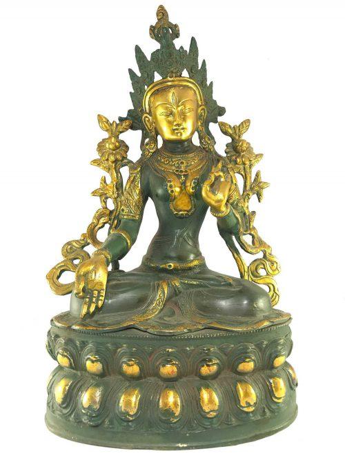 Statue of White Tara