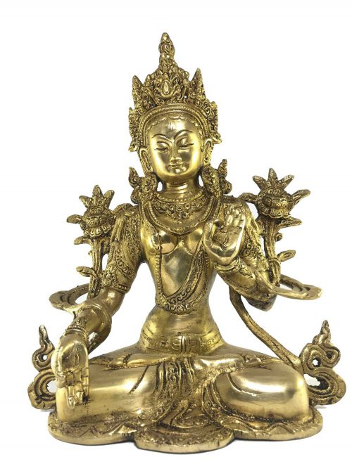 Statue of White Tara without Base