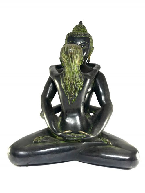 Statue of Samantabhadra