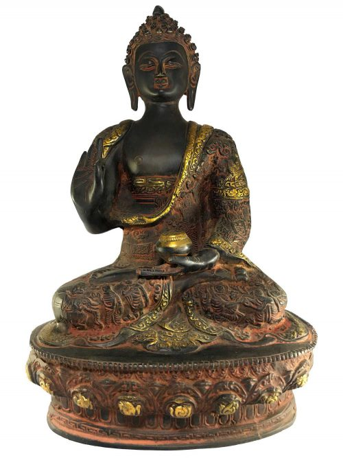 Statue of Blessing Buddha