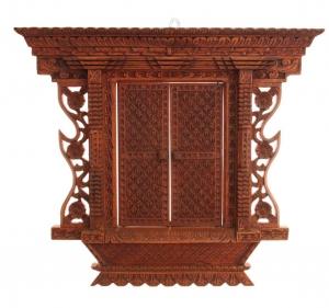 Kumari Hand Carved Window