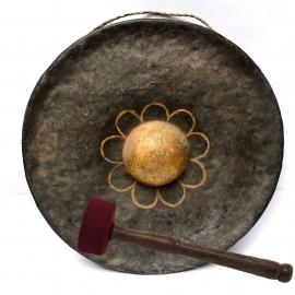 Burmese Gong 7 metals Bronze