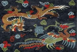 Dragon and Phoenix Rugs